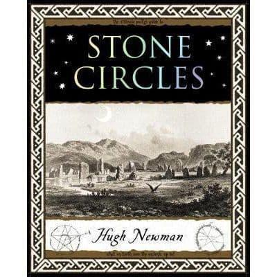 Stone Circles Wooden Book