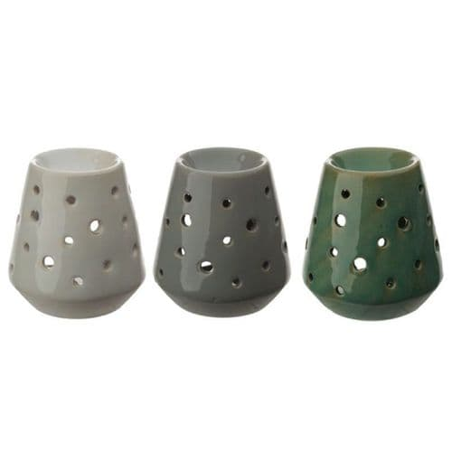 Tapered Ceramic Oil Burner