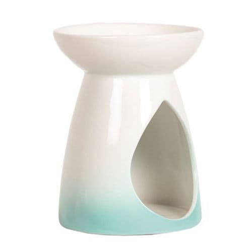 Teardrop Oil Burner - Teal