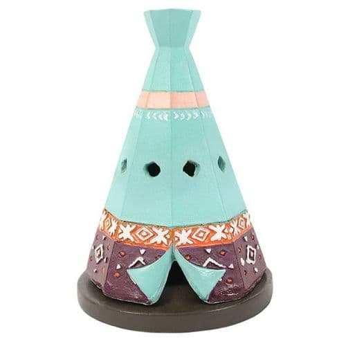 Teepee Incense Cone Burner
