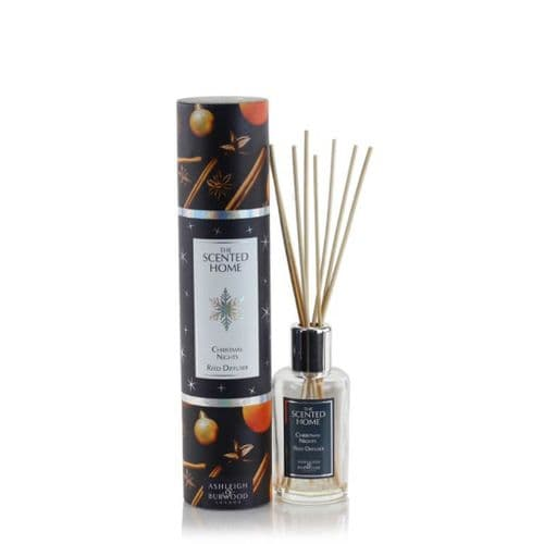 The Scented Home Reed Diffuser Christmas Nights