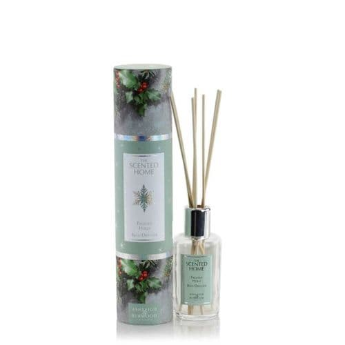 The Scented Home Reed Diffuser Frosted Holly