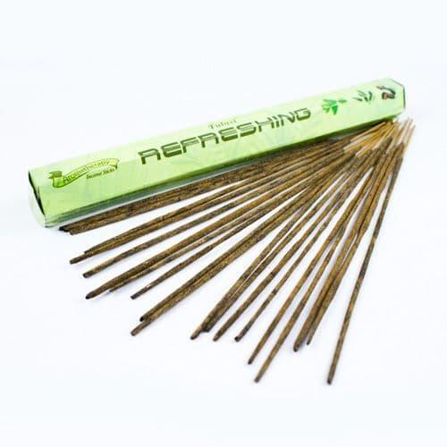 Tulasi Aromatherapy Refreshing Incense Sticks | Clouds Online