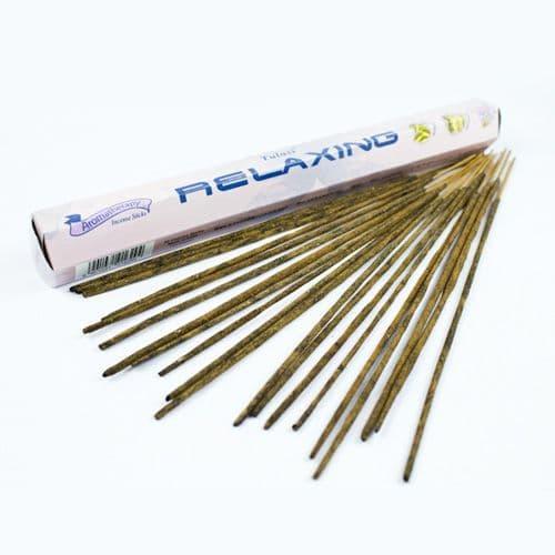 Tulasi Aromatherapy Relaxing Incense Sticks