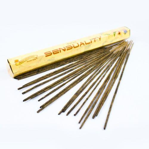 Tulasi Aromatherapy Sensuality Incense Sticks
