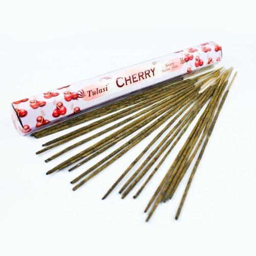Tulasi Cherry Incense Sticks