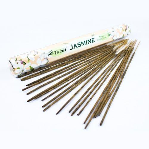 Tulasi Jasmine Incense Sticks