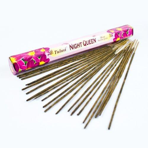 Tulasi Night Queen Incense Sticks