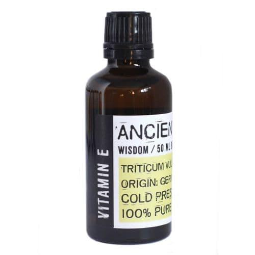 Vitamin E Essential Carrier Oil