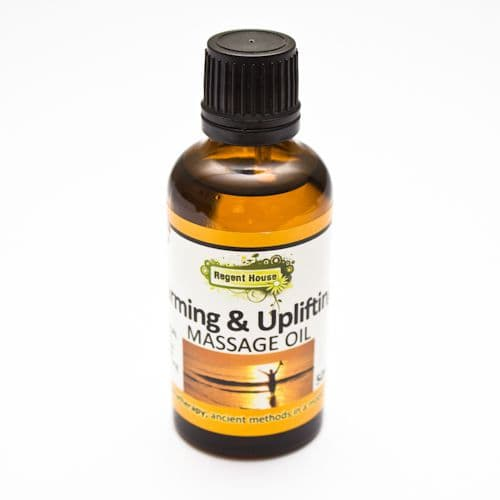 Warming and Uplifting Massage Oil 50ml