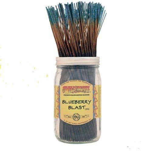 Wildberry 10 inch Blueberry Blast Incense Sticks