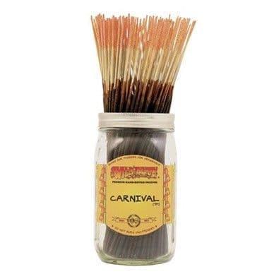 Wildberry 10 inch Carnival Incense Sticks