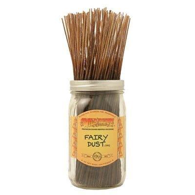Wildberry 10 inch Fairy Dust Incense Sticks