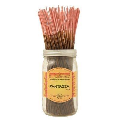 Wildberry 10 inch Fantasia Incense Sticks