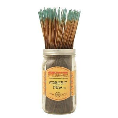 Wildberry 10 inch Forest Dew Incense Sticks