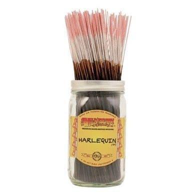 Wildberry 10 inch Harlequin Incense Sticks