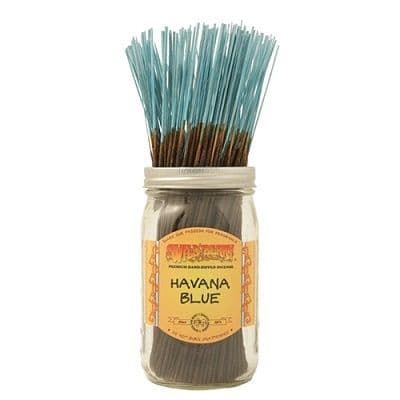 Wildberry 10 inch Havana Blue Incense Sticks