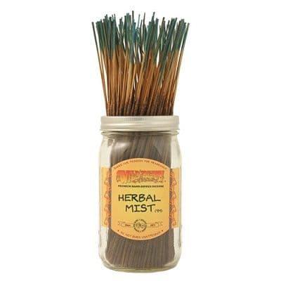 Wildberry 10 inch Herbal Mist Incense Sticks