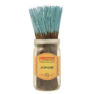 Wildberry 10 inch Jasmine Incense Sticks