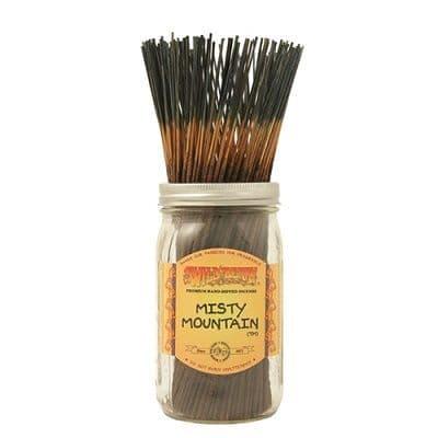 Wildberry 10 inch Misty Mountain Incense Sticks