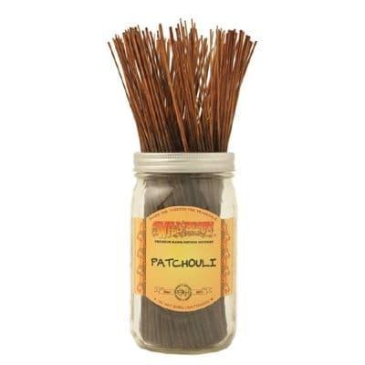 Wildberry 10 inch Patchouli Incense Sticks