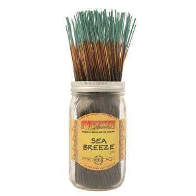 Wildberry 10 inch Sea Breeze Incense Sticks