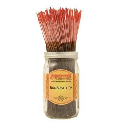 Wildberry 10 inch Sensuality Incense Sticks