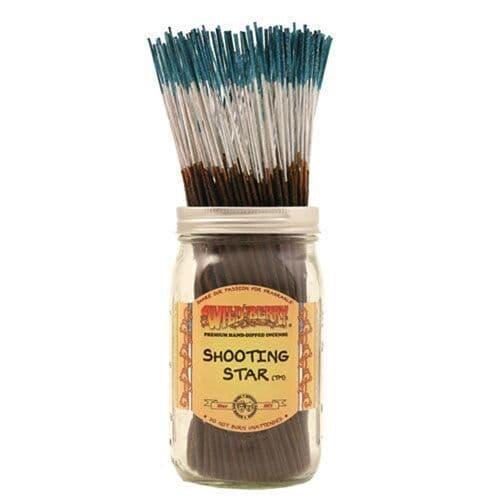 Wildberry 10 inch Shooting Star Incense Sticks