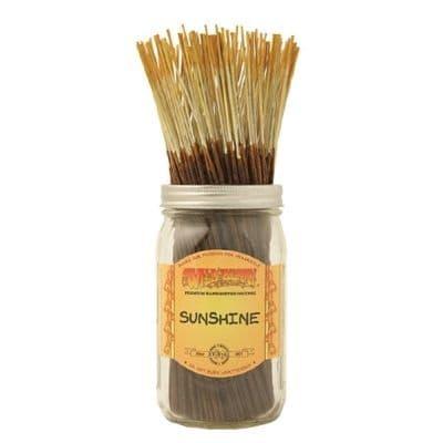 Wildberry 10 inch Sunshine Incense Sticks