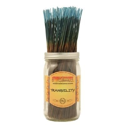 Wildberry 10 inch Tranquility Incense Sticks