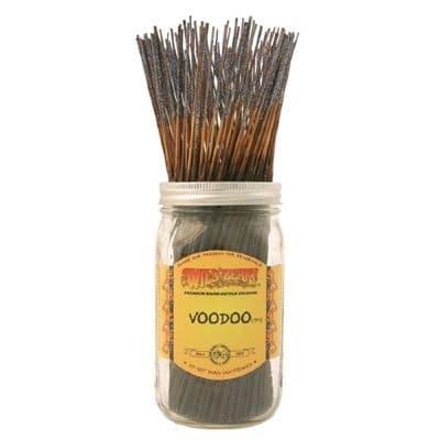 Wildberry 10 inch Voodoo Incense Sticks