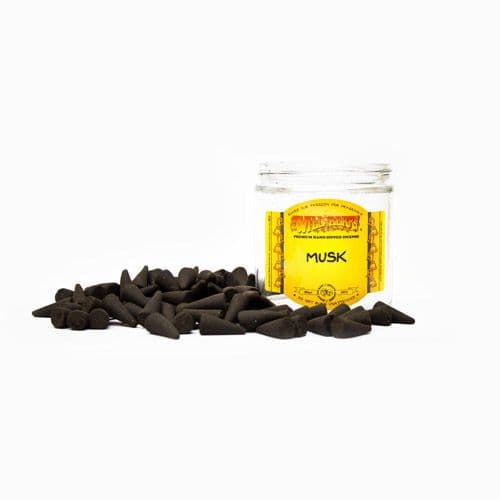 Wildberry Musk Incense Cones