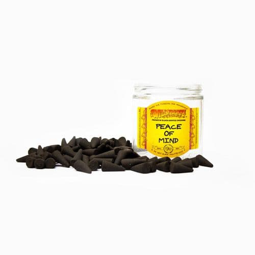 Wildberry Peace of Mind Incense Cones