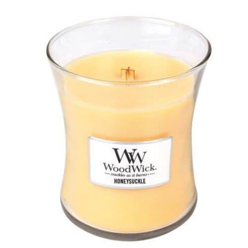 WoodWick 10oz Jar Honeysuckle
