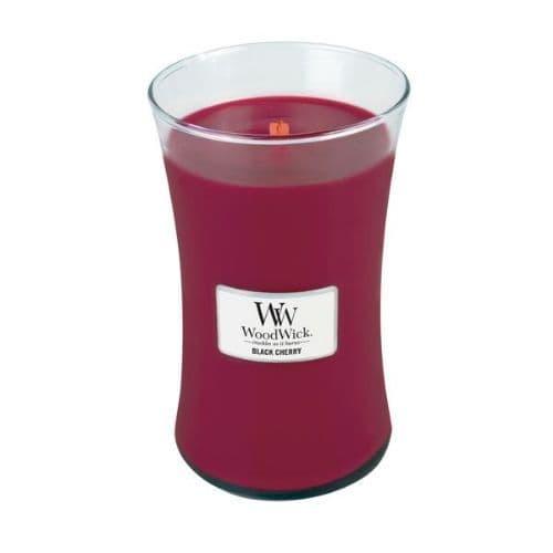 Woodwick 22oz Jar Black Cherry