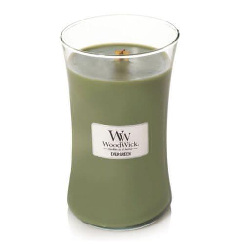 Woodwick 22oz Jar Evergreen