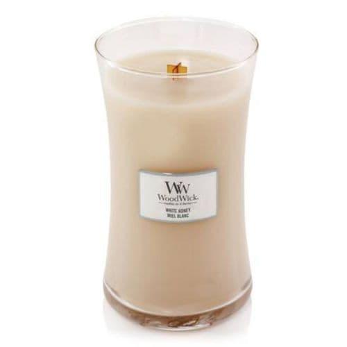 WoodWick 22oz Jar White Honey