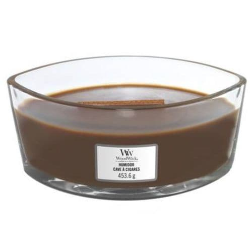 Woodwick Ellipse Candle Humidor | Cloudsonline