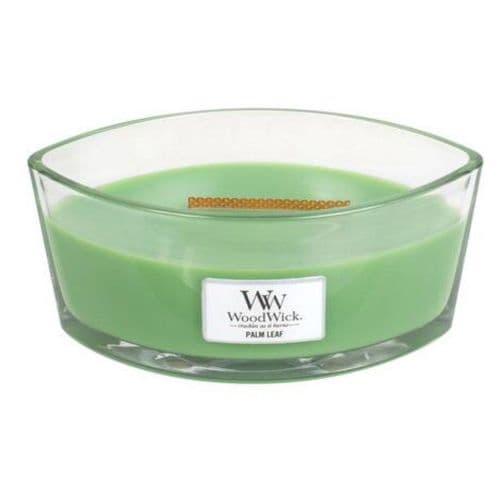 Woodwick Ellipse Candle Palm Leaf | Cloudsonline