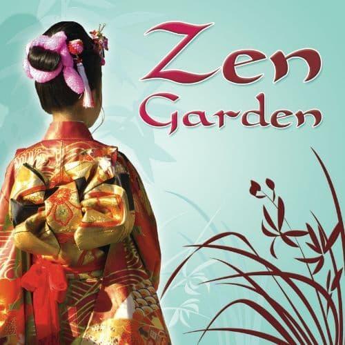 Zen Garden CD by Global Journey