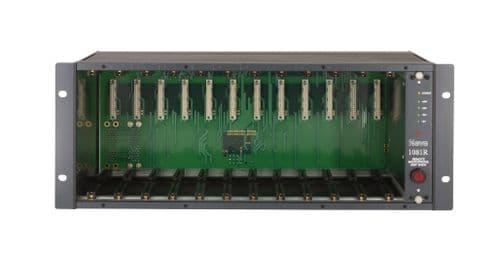 1081R Remote Microphone Preamplifier Rack (Empty)
