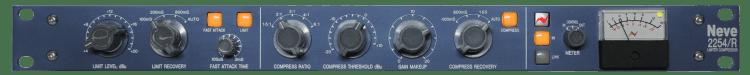 2254/R Mono Limiter/Compressor