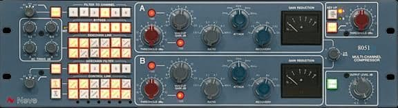 8051 Surround Compressor