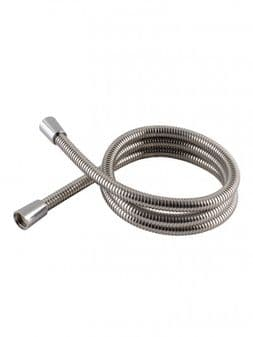 MX Stainless Steel Hi-Flow Large Bore Shower Hose 1.50m HAC