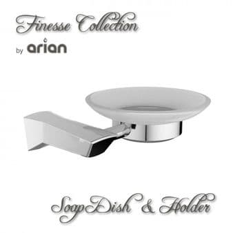 Arian Finesse Soap Dish