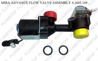 Mira Advance Flow Value Assembly| Mira 1643.149| Mira Advance Spare Parts