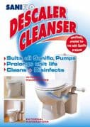 SaniDescaler 1085 Trouble Free Maintenance For Macerator [5 litres]
