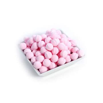 Baby Powder Mini Bath Bomb Marbles