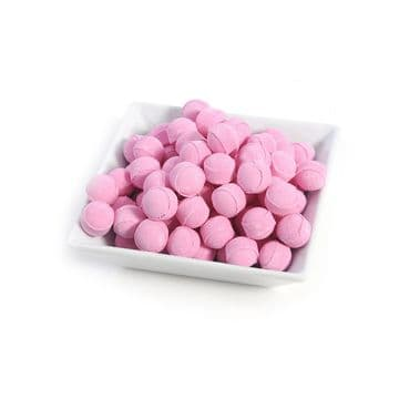 Cherry Mini Bath Bomb Marbles