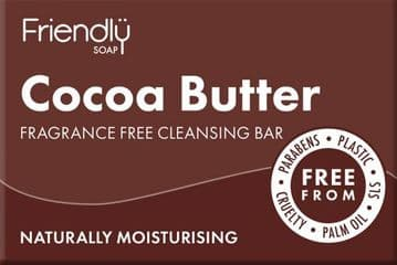 Cocoa Butter Cleansing Bar